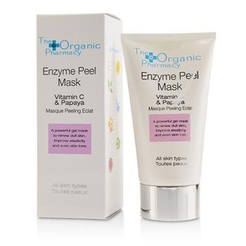 The Organic Pharmacy Enzyme Peel Mask with Vitamin C & Papaya (Limited Edition) 60ml/2.03oz Skincare