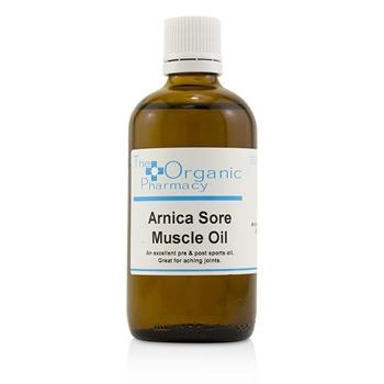 The Organic Pharmacy Arnica Sore Muscle Oil 100ml/3.3oz Skincare