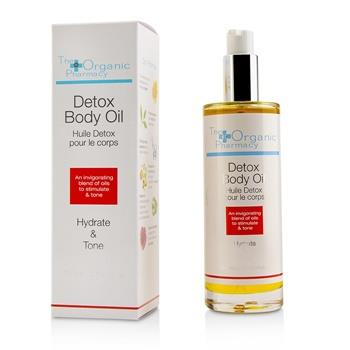 The Organic Pharmacy Detox Cellulite Body Oil 100ml/3.4oz Skincare