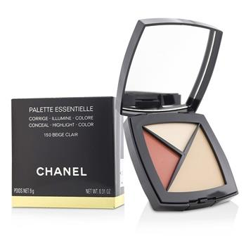 Chanel Palette Essentielle (Conceal, Highlight and Color) – # 150 Beige Clair 9g/0.31oz Make Up