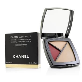 Chanel Palette Essentielle (Conceal, Highlight and Color) – # 170 Beige Intense 9g/0.31oz Make Up