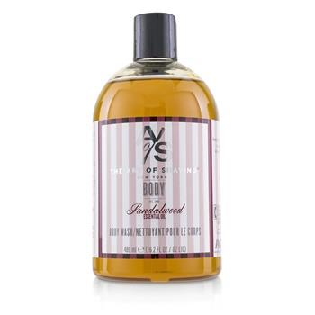 The Art Of Shaving Body Wash – Sandalwood Essential Oil 480ml/16.2oz Men's Skincare