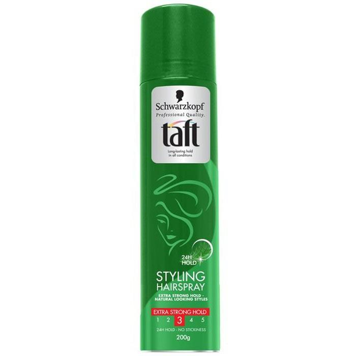 Taft Styling Hairspray Extra Strong Hold 200g