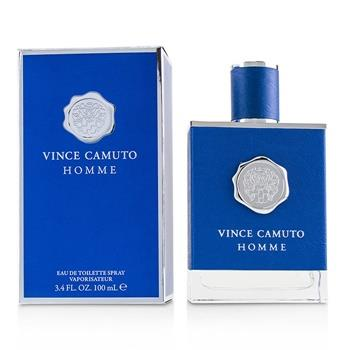 Vince Camuto Homme Eau De Toilette Spray 100ml/3.4oz Men's Fragrance