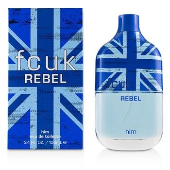French Connection UK Fuck Rebel Eau De Toilette Spray 100ml/3.4oz Men's Fragrance