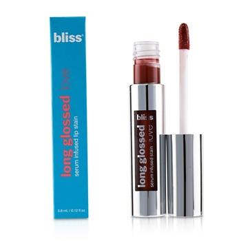 Bliss Long Glossed Love Serum Infused Lip Stain – # Ready For S'more 3.8ml/0.12oz Make Up