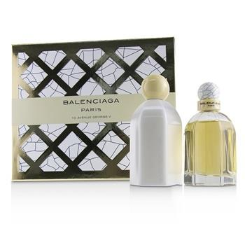 Balenciaga Balenciaga Coffret: Eau De Parfum Spray 75ml/2.5oz + Body Lotion 200ml/6.7oz 2pcs Ladies Fragrance