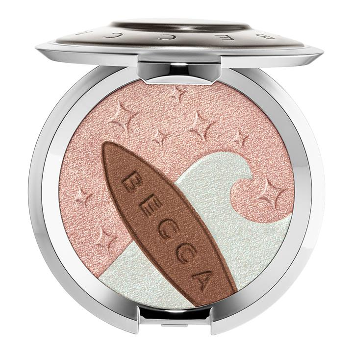 BECCA Cosmetics Shimmering Skin Perfector™ Pressed Highlighter Ocean Glow (Limited Edition) Ocean Glow