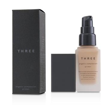 THREE Angelic Complexion Primer SPF22 – # 02 Just Peachy 30g/1.06oz Make Up