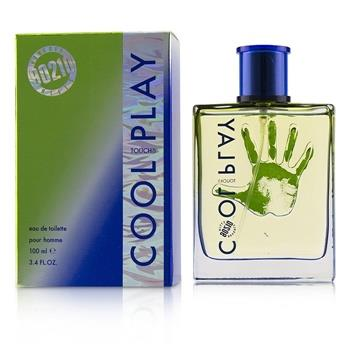 Beverly Hills 90210 Touch of Cool Play Eau De Toilette Spray 100ml/3.4oz Men's Fragrance