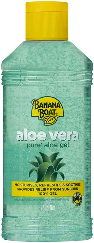 Banana Boat Aloe Gel After Sun Gel 250g