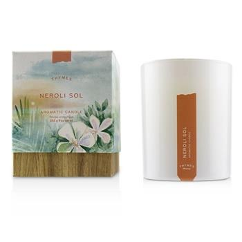 Thymes Aromatic Candle – Neroli Sol 9oz Home Scent