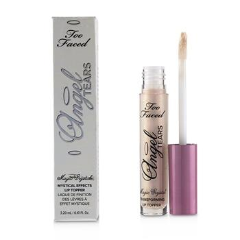 Too Faced Magic Crystal Mystical Effects Lip Topper – # Angel Tears 3.2ml/0.1oz Make Up