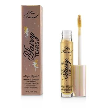Too Faced Magic Crystal Mystical Effects Lip Topper – # Fairy Tears 3.2ml/0.1oz Make Up