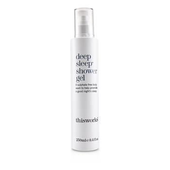This Works Deep Sleep Shower Gel 250ml/8.4oz Skincare