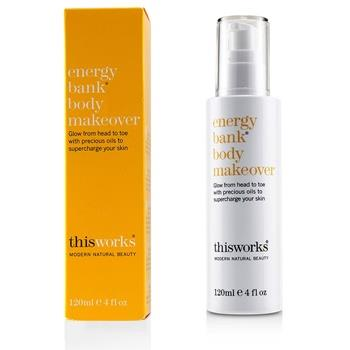 This Works Energy Bank Body Makeover 120ml/4oz Skincare