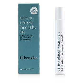 This Works Stress Check Breathe In 8ml/0.27oz Skincare