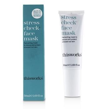 This Works Stress Check Face Mask 50ml/1.69oz Skincare
