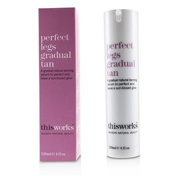 This Works Perfect Legs Gradual Tan 120ml/4oz Skincare