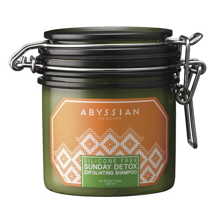 ABYSSIAN Sunday Detox Exfoliating Shampoo 230ml