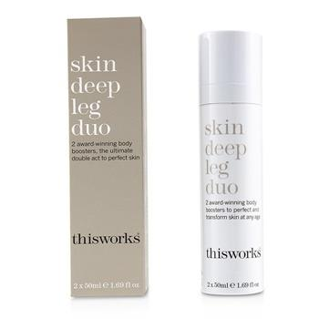 This Works Skin Deep Leg Duo 2x50ml Skincare