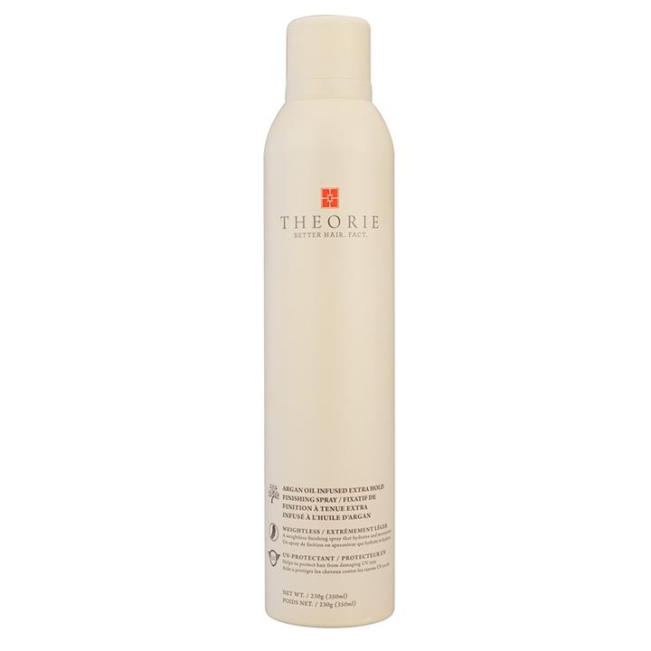 Theorie Argan Oil Infused Extra Hold Finishing Hairspray 230g