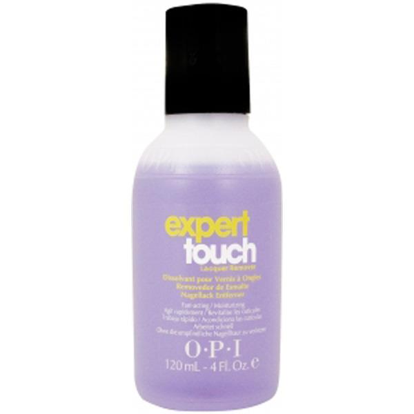 OPI Expert Touch Polish Remover 120ml