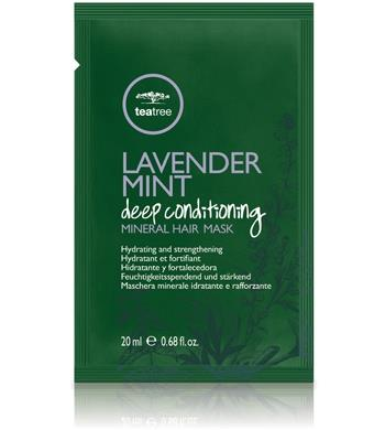 Paul Mitchell Lavender Mint Deep Conditioning Mineral Hair Mask 6 x 20ml