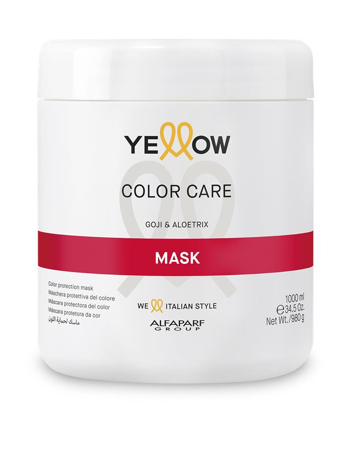Yellow by Alfaparf Group – Color Mask Supersize 1000ml 1000ml