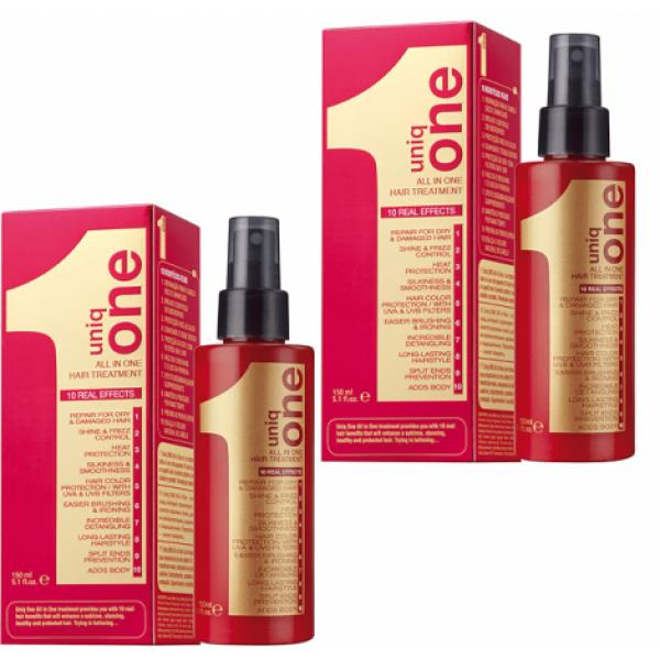 Revlon Professional Uniq One Hair Treatment Classic Buy 1 Get 1 Free 2 x 150ml