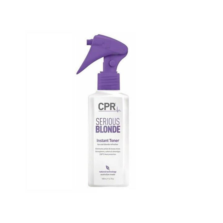 Vitafive CPR Serious Blonde Instant Toner 180ml