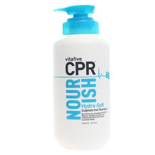 Vitafive CPR Nourish Hydra Soft Conditioner 900ml