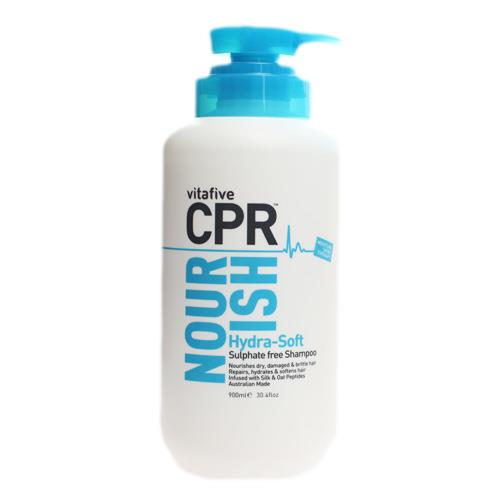 Vitafive CPR Nourish Hydra Soft Shampoo 900ml