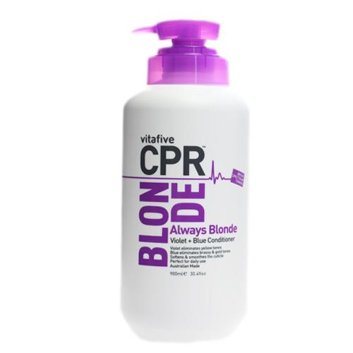 Vitafive CPR Always Blonde Conditioner 900ml