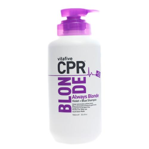 Vitafive CPR Always Blonde Shampoo 900ml