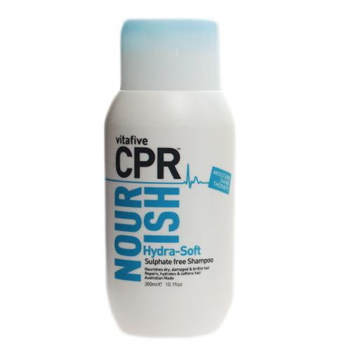 Vitafive CPR Nourish Hydra Soft Shampoo 300ml