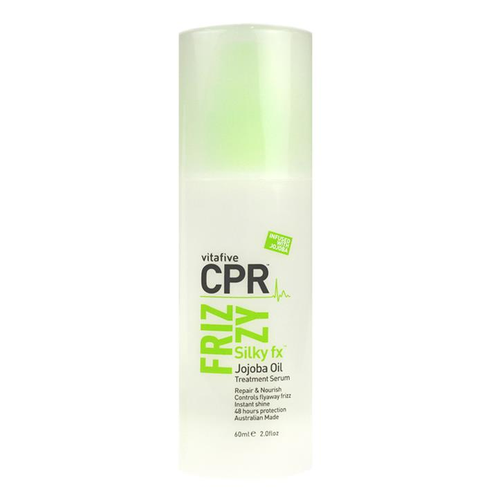 Vitafive CPR Frizzy Silky fx Jojoba Oil Treatment Serum 60ml