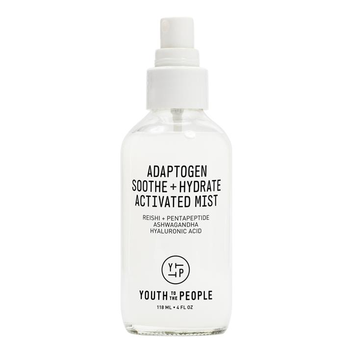 Youth to the People Adaptogen Soothe + Hydrate Activated Mist 118ml