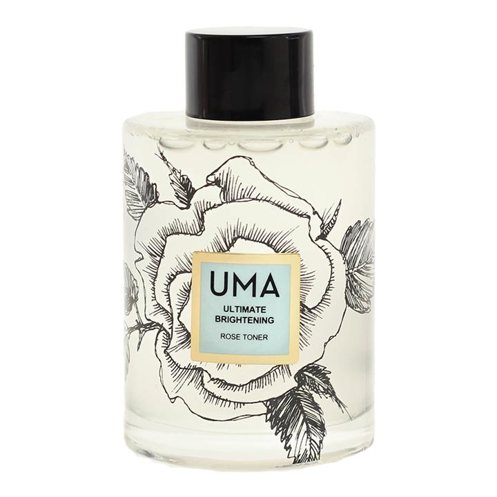 Uma Oils Ultimate Brightening Rose Toner 120ml