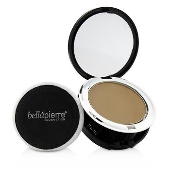 Bellapierre Cosmetics Compact Mineral Foundation SPF 15 – # Nutmeg 10g/0.35oz Make Up
