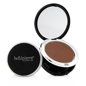 Bellapierre Cosmetics Compact Mineral Blush – # Suede 10g/0.35oz Make Up