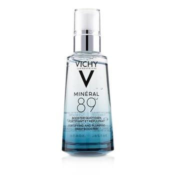 Vichy Mineral 89 Fortifying & Plumping Daily Booster (89% Mineralizing Water + Hyaluronic Acid) 50ml/1.7oz Skincare