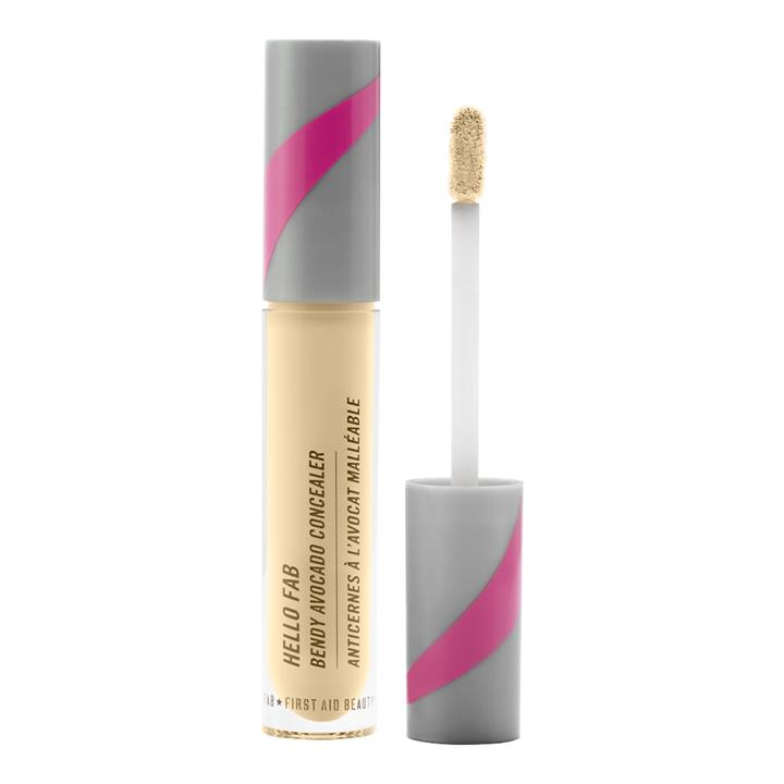 First Aid Beauty Hello FAB Bendy Avocado Concealer 0.5 Ivory