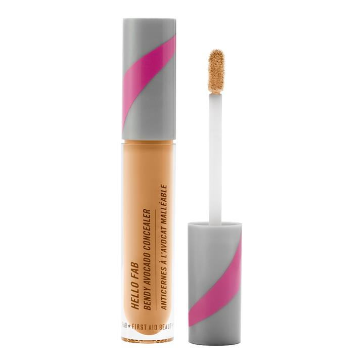 First Aid Beauty Hello FAB Bendy Avocado Concealer 3.5 Sand