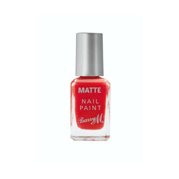 Barry M Matte Nail Polish Copacabana 10ml