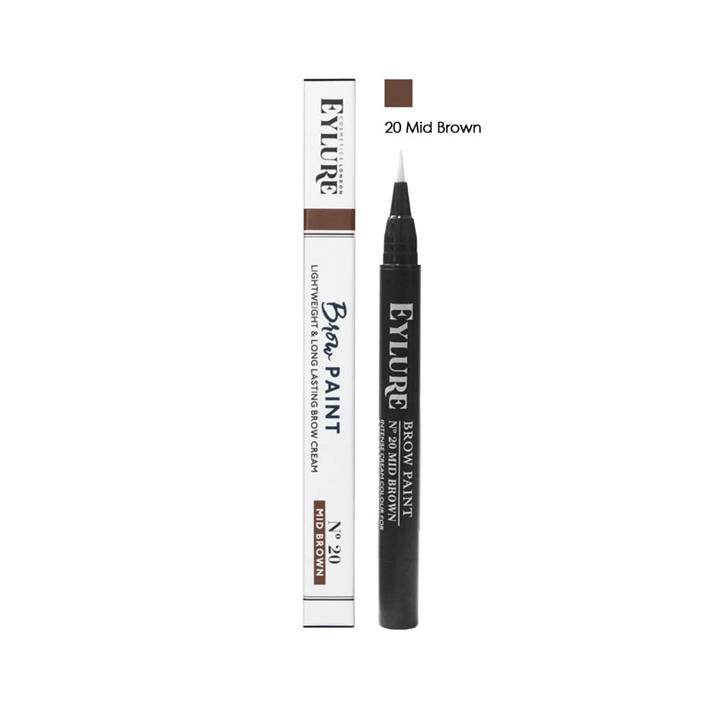 Eylure Brow Paint 20 Mid Brown