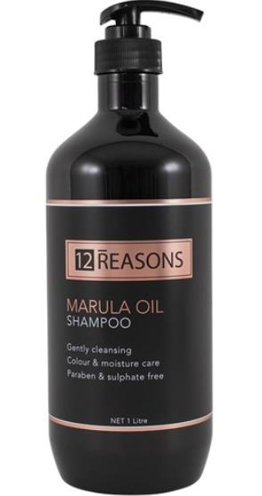 12Reasons Marula Oil Shampoo 1 Litre