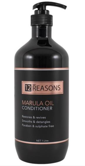 12Reasons Marula Oil Conditioner 1 Litre