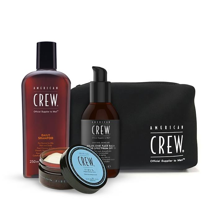 American Crew Style For The Road Pack