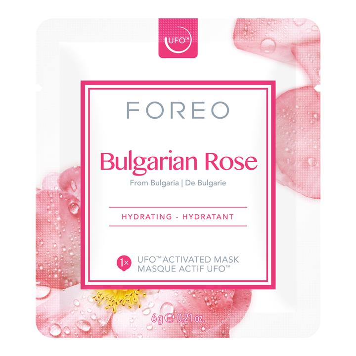 Foreo Bulgarian Rose (Hydrating) – UFO Activated Mask 6 Masks
